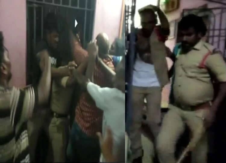 andhra police, ஆந்திரா