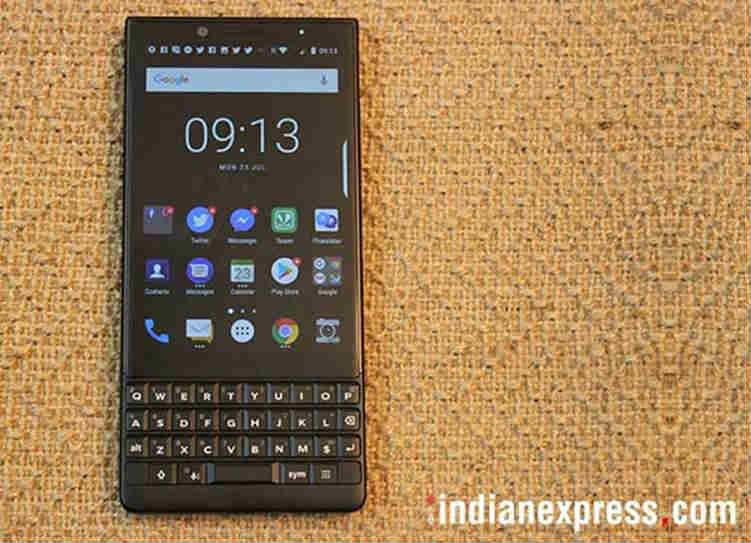 BlackBerry Evolve, BlackBerry Smartphone Launch