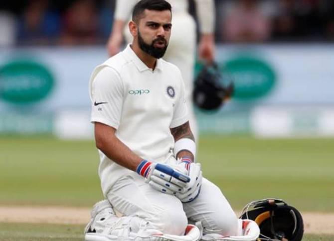 India vs England 3rd Test match