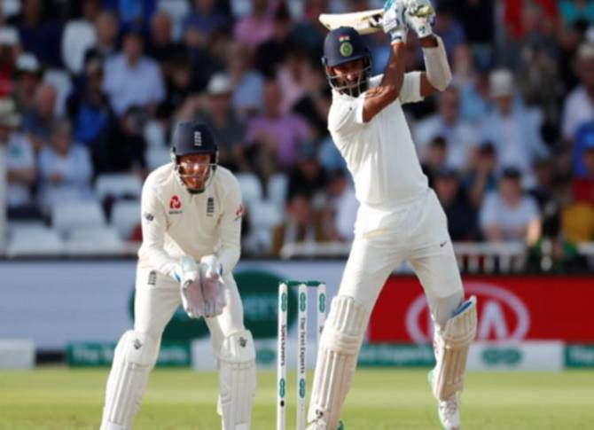 India vs england 3rd test, day 3