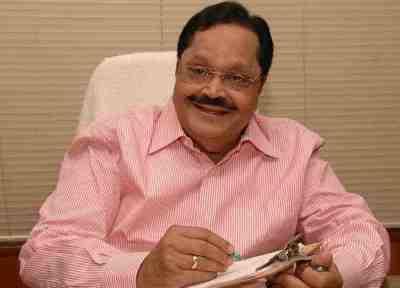 DMK treasurer Duraimurugan hospitalized in Apollo
