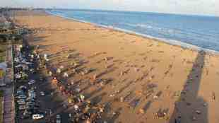 marina beach, சென்னை மாநகராட்சி