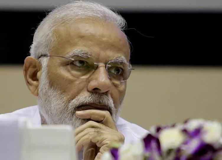 Narendra Modi Visits ISRO