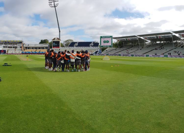 India vs England 1st Test Day 3