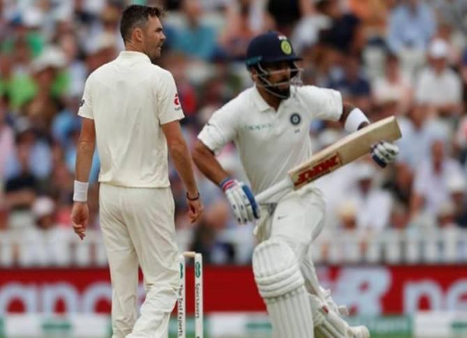 India Vs England 2nd Test Live Score
