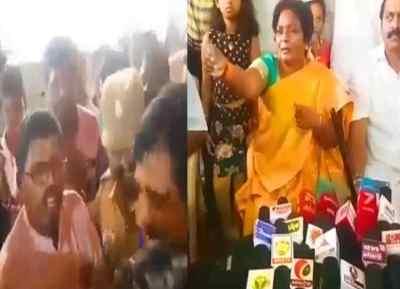 tamilisai soundarrajan press meet, தமிழிசை சவுந்தரராஜன்