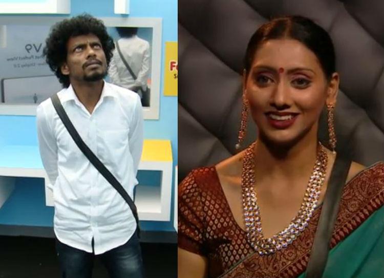 vaishnavi and senrayan, பிக் பாஸ் தமிழ் 2