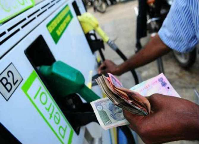 Puducherry government imposes corona tax on petrol