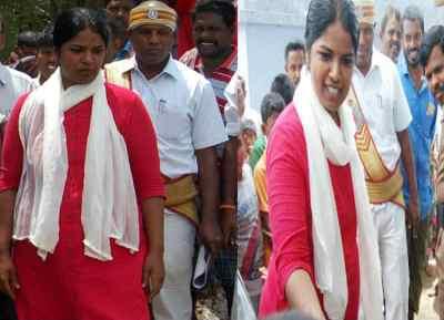 கலெக்டர் ஷில்பா பிரபாகரன்