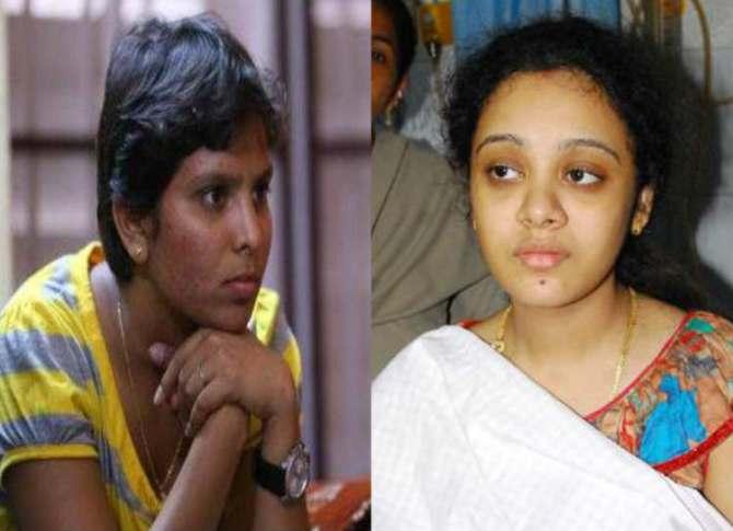 Gowsalya Sankar Murder Case Survivor Kausalaya Meets Amrutha, Gowsalya Meets Amrutha: