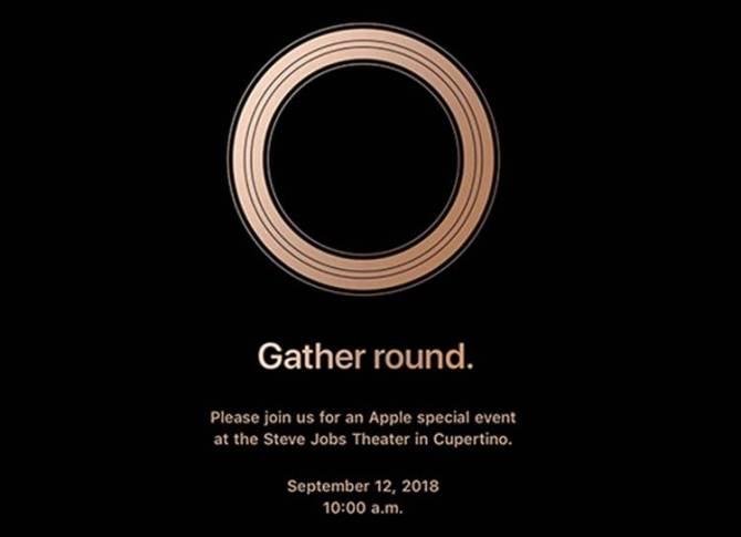 Apple iPhone launch event, Apple,
