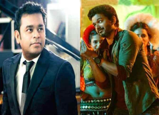 AR Rahman Reply to Simtaangaran Song Criticizers