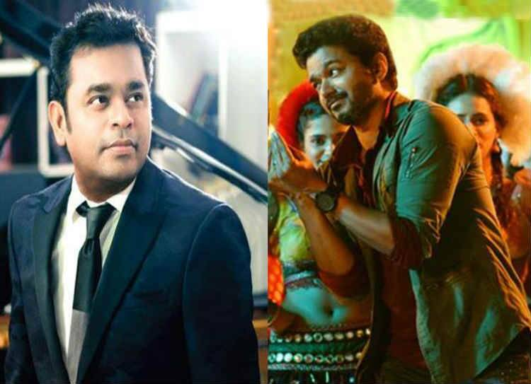 AR Rahman Reply to Simtaangaran Song Criticizers