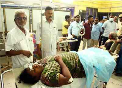 டிராபிக் ராமசாமி உதவியாளர் பாத்திமா மரணம்