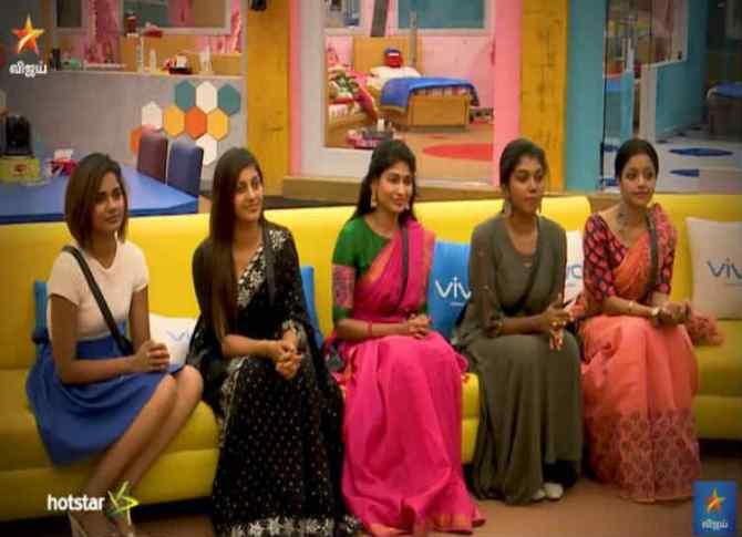 Bigg Boss Tamil 2 Finale Finalist, Bigg Boss Tamil 2 Finalists, பிக் பாஸ் 2 இறுதி போட்டியாளர்கள்