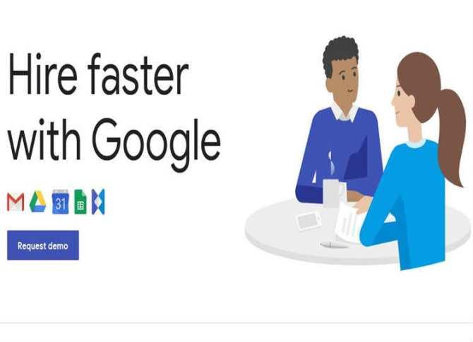 Google Hire, Google Hire app, Google Play store
