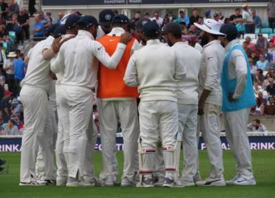 India vs England Test 5, Day 4