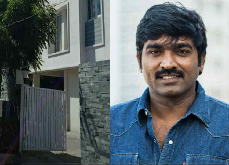IT Raid in Vijay Sethupathi, நடிகர் விஜய் சேதுபதி, IT Raid Rumour on Vijay Sethupathi's House