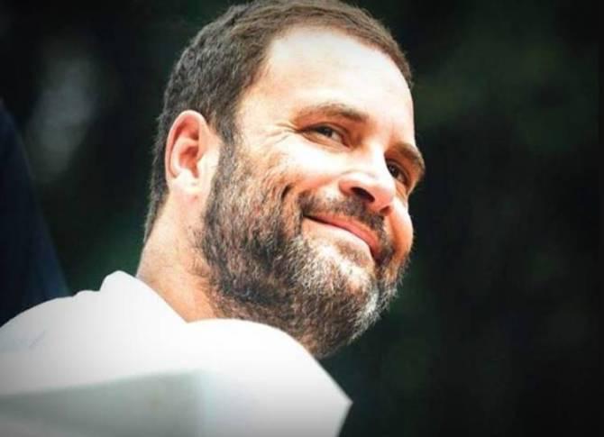 Rahul Gandhi's Spiritual Politics