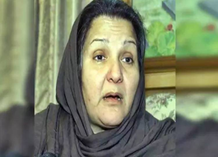 Nawaz sharif wife kulsoon dies