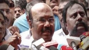 அமைச்சர் ஜெயக்குமார், மெகா கூட்டணி