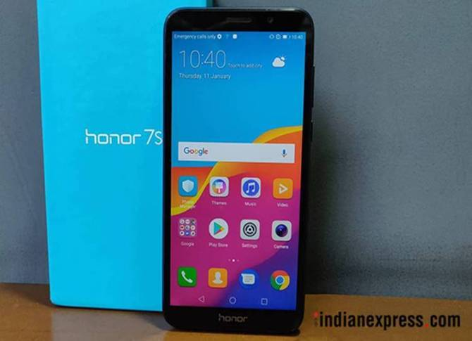 Deepavali Budget Phone Honor 7S