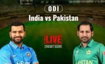 India vs Pakistan LIVE Cricket Match Score: இந்தியா-பாகிஸ்தான் கிரிக்கெட், நெருக்கடியில் இந்திய அணி!
