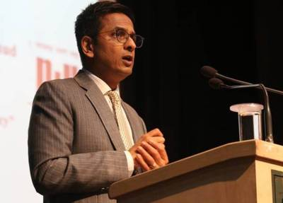 Justice DY Chandrachud talks about transfer of judges