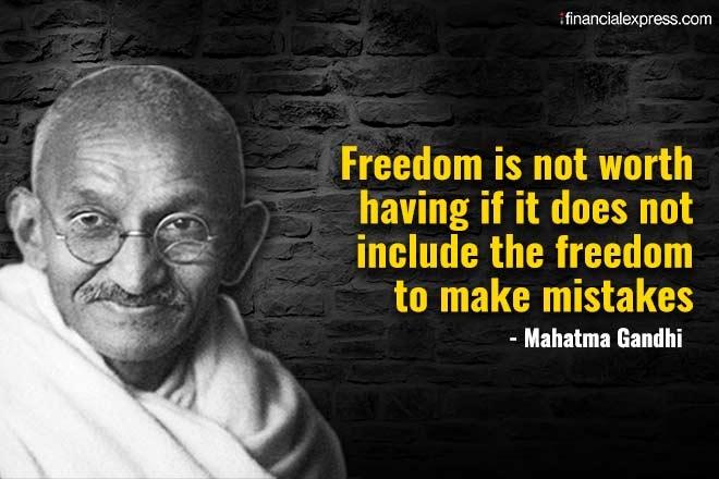 Gandhi Jayanti Wishes 2018: