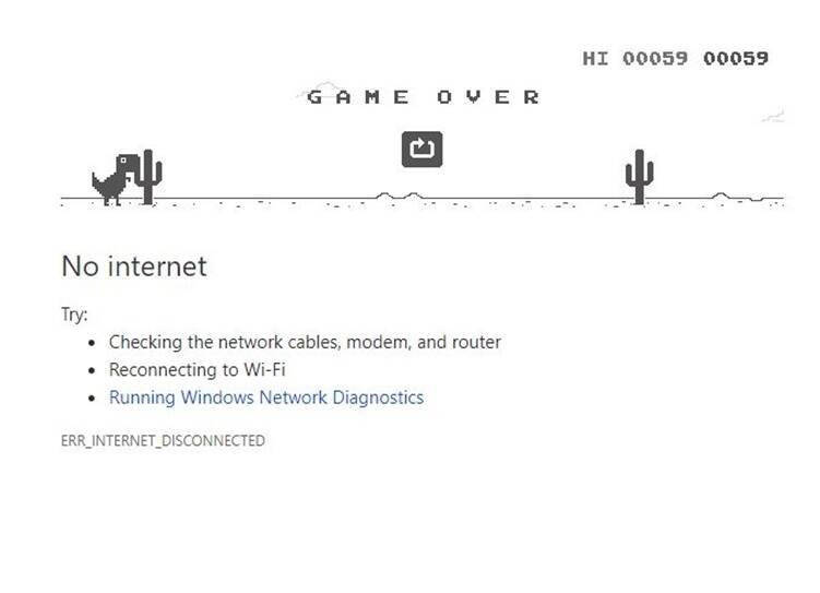 Global Internet Shutdown
