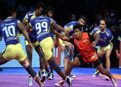 Tamil Thalaivas vs Bengaluru Bulls Pro Kabaddi Live Score: தமிழ் தலைவாஸ் vs பெங்களூரு புல்ஸ்