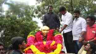 காமராஜர் நினைவு தினம் தலைவர்கள் அஞ்சலி, 43வது நினைவு தினம்,