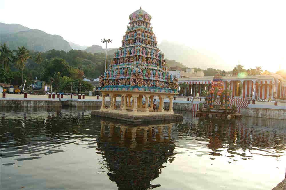 குற்றாலநாதர் திருக்கோவில்,Thamirabarani Mahapushkaram 2018, தாமிரபரணி மகா புஷ்கரம்