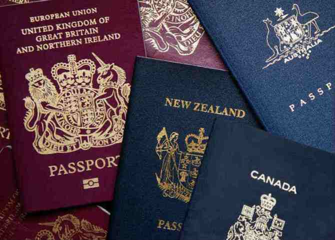Global Passport Index, India secured 66th place in Global passport Index