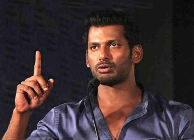 actor vishal, south indian actors association