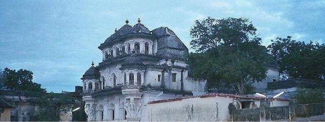 Thamirabarani Mahapushkaram 2018, தாமிரபரணி மகா புஷ்கரம், எட்டையபுர அரண்மனை