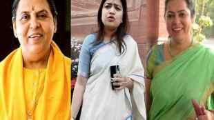 எம்.ஜே. அக்பர் #MeToo விவகாரம், உமா பாரதி, மீனாட்சி லெகி, பூனம் மஹாஜன்