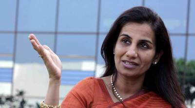 Chanda Kochhar Quits as CEO & MD Of ICICI Bank, ஐசிஐசிஐ சி.இ.ஒ சந்தா கோச்சார் பதவி விலகல்