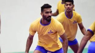 Tamil Thalaivas vs Telugu Titans match live