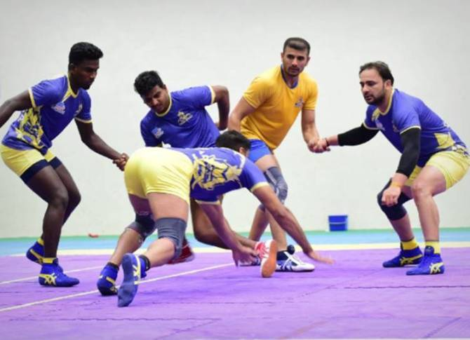 Chennai vs Patna Pro Kabaddi Season 6 Live Streaming: