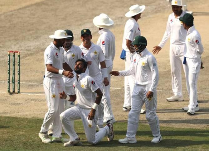Bilal asif: Pakistan vs australia