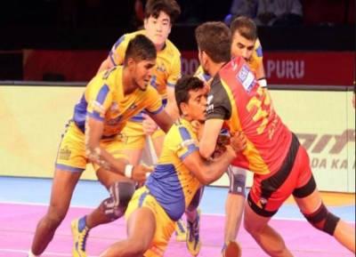 Tamil Thalaivas vs Bengaluru Bulls Pro Kabaddi Season 6 Live Score: