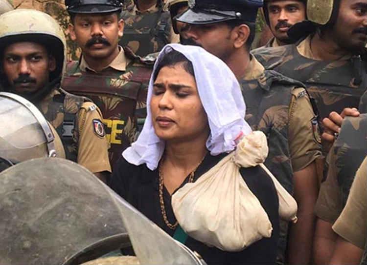 Rehana Fathima, Sabarimala issue, ரெஹானா ஃபாத்திமா, ரெஹானா பாத்திமா