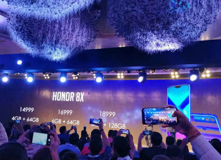 Honor 8X Specification, Feature, Camera and Price in India
