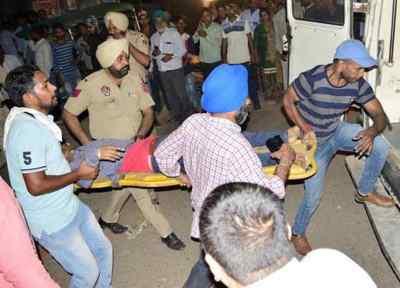 அமிர்தசரஸ் ரயில் விபத்து, Amritsar Train Accident, Tamil Indian express