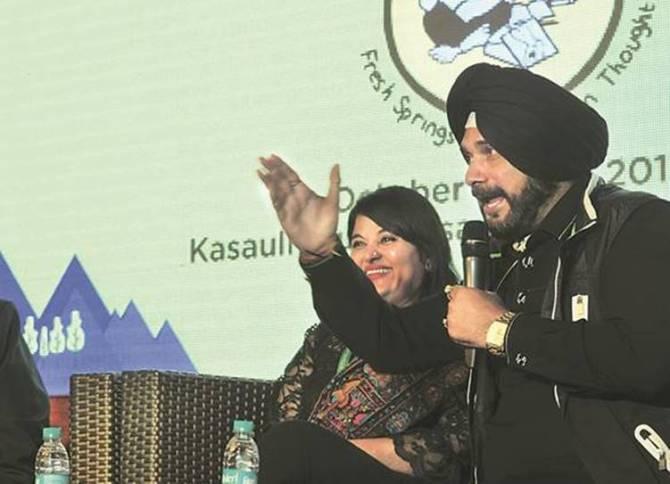 நவ்ஜோத் சிங் சித்து சர்ச்சைப் பேச்சு, Navjot Singh Sidhu, Navjot Singh Sidhu controversy talk about Tamil Nadu