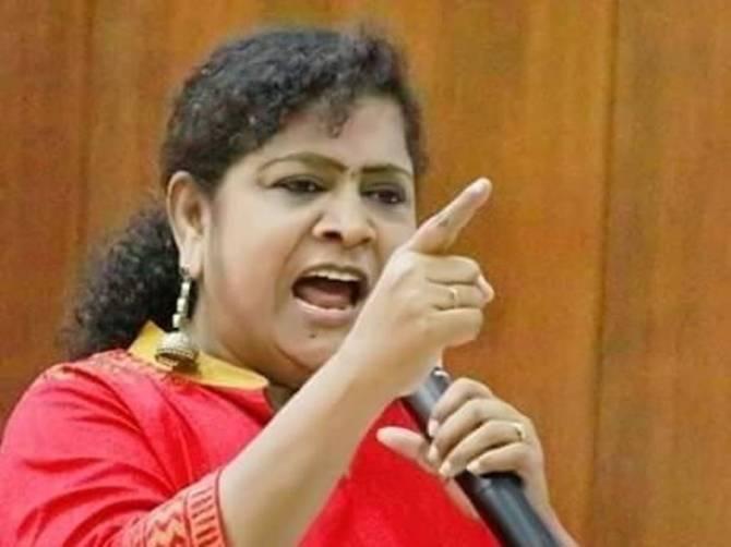 sundaravalli speech, munaivar sundaravalli, prof.sundaravalli, dr.sundaravalli, சுந்தரவள்ளி மீது வழக்கு