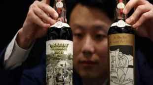world's costliest whiskey bottle, விஸ்கி