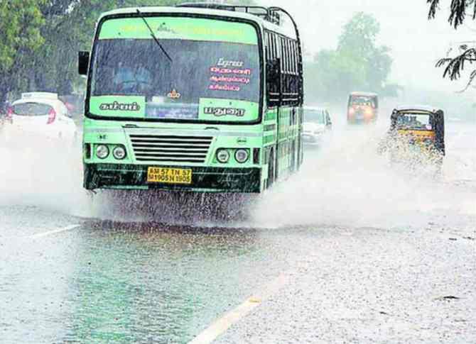 tamil nadu weather report