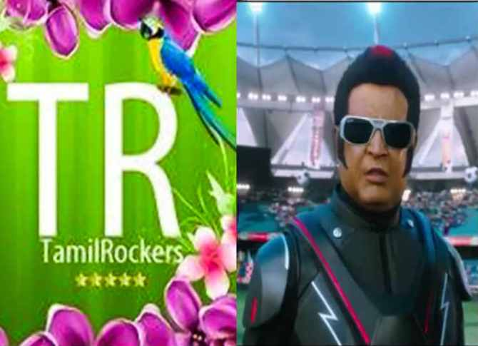 2.0 Movie in Tamilrockers :